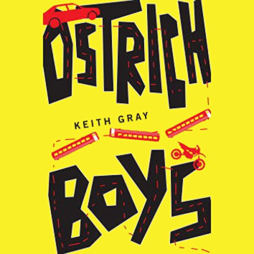 Ostrich Boys audiobook cover art