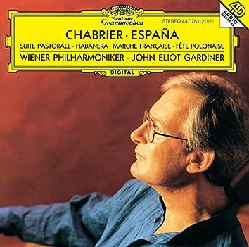 Chabrier: España; Suite pastorale