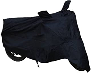 Water Proof Two Wheeler Cover for Honda Activa (Black)