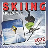 Freestyle Skiing Calendar 2022: 12 Months Calendar 2022 With Perfect Imagery Picks For The Whole Year For All Ages And Genders