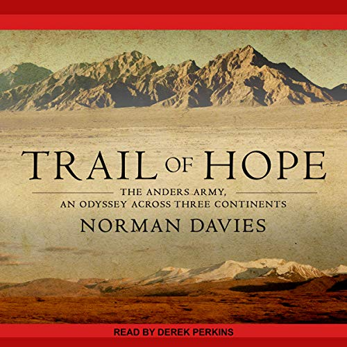 Trail of Hope audiobook cover art
