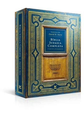 Bíblia Judaica Completa - Cp Dura