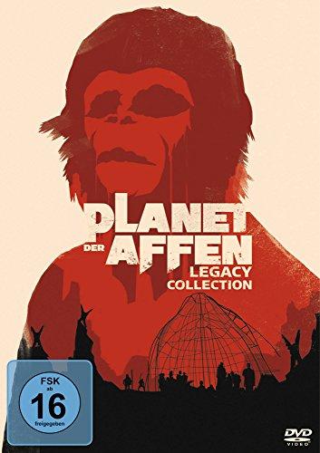 Planet der Affen - Legacy Collection [6 DVDs]