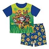 Nickelodeon Boys' Paw Patrol Pajama Set, Safari Adventur, 4T