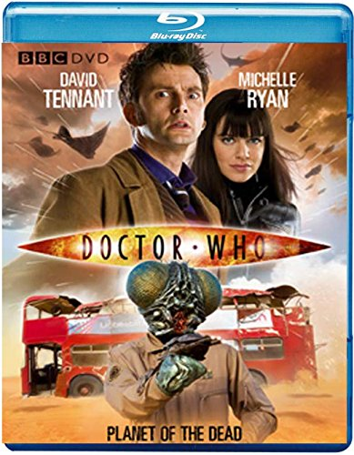 Doctor Who - Planet Of The Dead [Blu-ray]