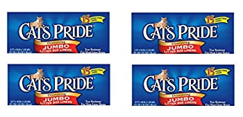 Cat s Pride Drawstring Jumbo Litter Box Liners 15 Count  4 Pack  15 Count