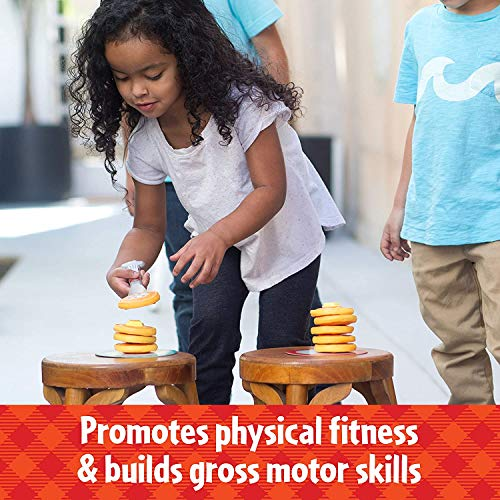 Pancake Pileup Game is a fun indoor toy for active kids
