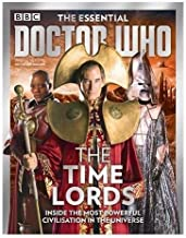 DOCTOR WHO ESSENTIAL GUIDE #7 TIME LORDS