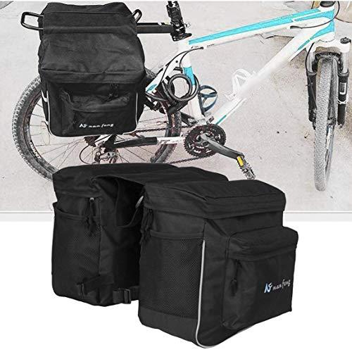 Bolsa de Equipaje Unilateral para Bicicleta Bolsa Impermeable de ...