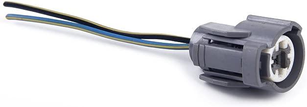 CITALL IAT Inlet Fan Coolant Temperature Sensor Connector Plug Lead Fit For Honda Civic B D H F Engine