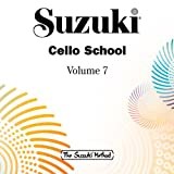 Suzuki Cello School, Vol. 7