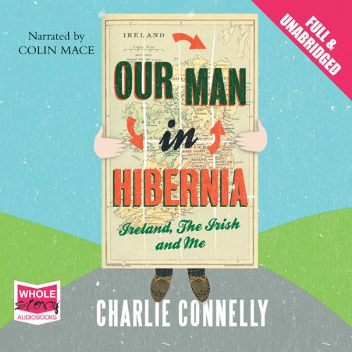 Our Man in Hibernia cover art