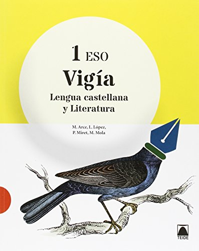 Vigía. Lengua castellana y Literatura 1 ESO - 9788430789849