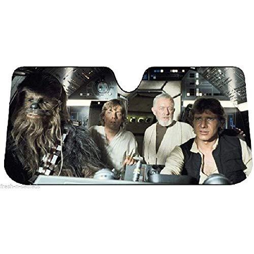 Dem Boswell NA Star Wars Auto Sonnenschutz UV Schutz Schild Auto Fenster Windschutzscheibe Kühler LKW