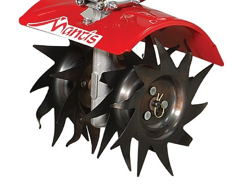 Buy Discount Mantis 1622 Power Tiller Tines for Gardening