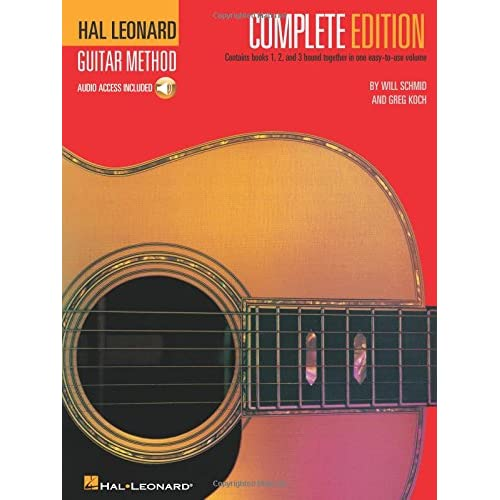 Classical Guitar Lesson Book