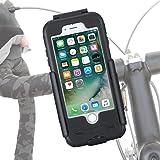 TiGRA Sport スマホホルダー バイク 防水 充電 USB スマホスタンド iPhone8 iPhone7 BikeConsole for iPhone8/7【国内正規品 メーカー保障付】