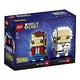 レゴ(LEGO)ブリックヘッズ マーティ・マクフライ&ブラウン博士 41611 [並行輸入品]