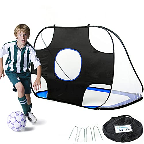 Poray Pop Up Collapsible Soccer Goa…