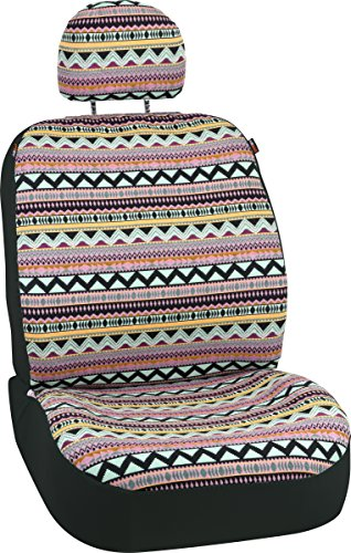 Bell Automotive 22-1-58048-9 Universal Mayan Mint Low-Back Seat Cover, Multi, One Size