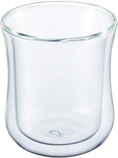 iwaki(イワキ) 耐熱ガラス ダブルウォールグラス Airグラス 230ml K405