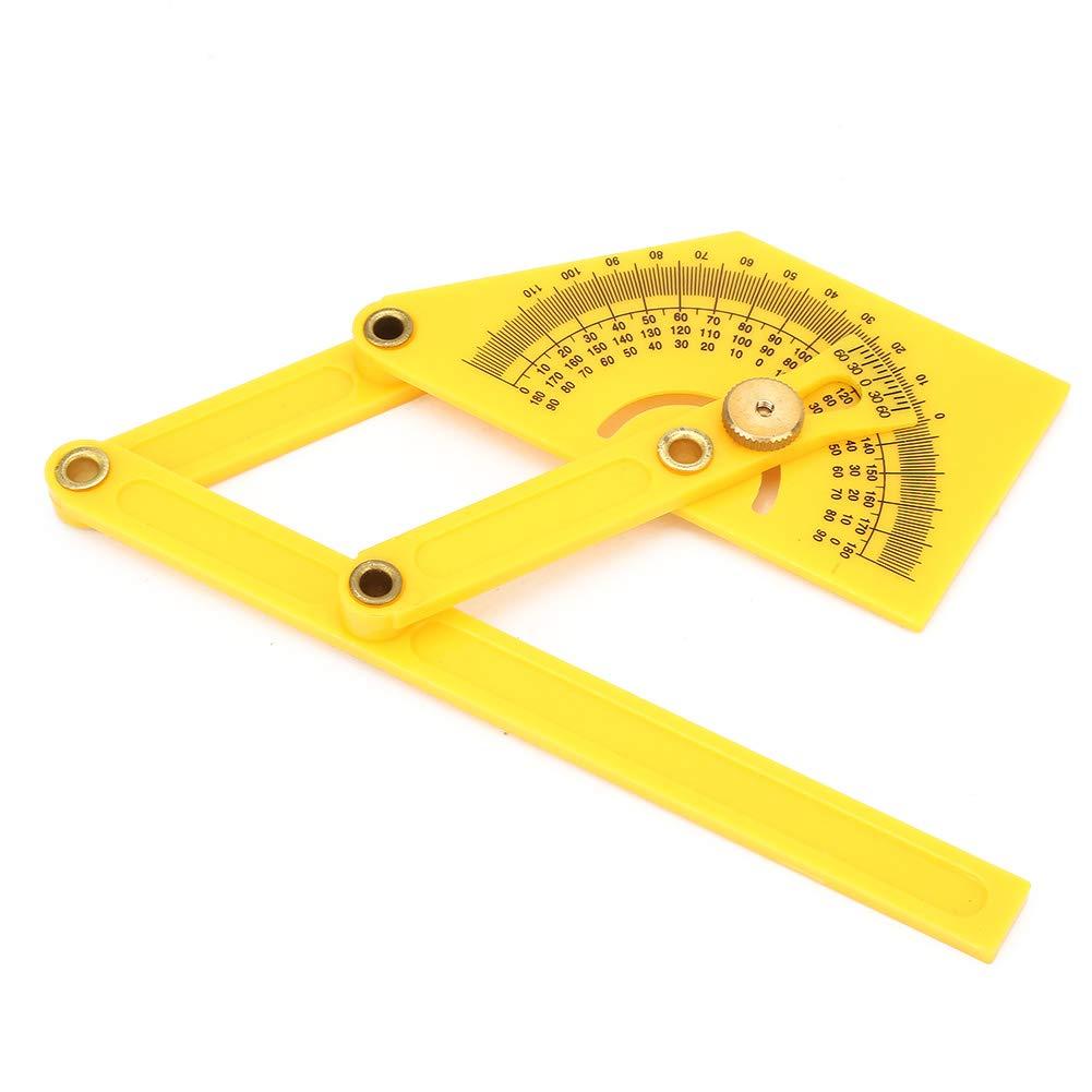 Portable Ruler Protractor sale latest Set Durable Accurat