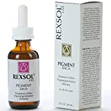 Best Treatment For Melasmas - REXSOL Pigment Serum Treatment of Hyper-pigmentation | The Review