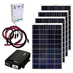Grape Solar 400W Panel Kit