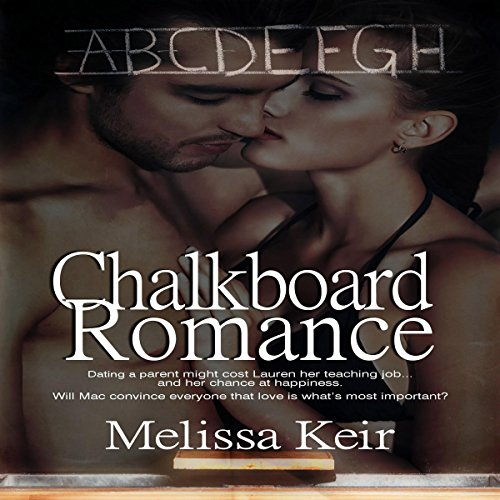 Chalkboard Romance audiobook cover art