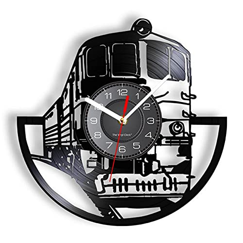 relojes de pared estacion de tren de la marca CYYTW