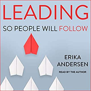 Leading So People Will Follow cover art