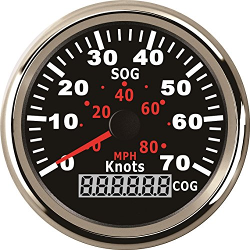 ELING - Snelheidsmeter GPS Universal 70 knopen voor boot, boot, boot, boot, boot, boot, boot, boot, boot, boot, boot, boot, boot, boot, boot, boot, boot, boot, boot, boot, boot, boot, boot, boot, boot, boot, boot, boot, boot, boot, boot, boot, boot, boo