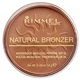 Rimmel London Natural Bronzer Polvos Tono 022 Sun Bronze - 41 gr