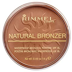 It's a natural-look skin bronzer that gives your face a sun-kissed glow The Sun Bronze shade complements fairer skin with neutral undertones for a perfect sunless tan The waterproof formula is smooth to apply and lasts up to 10 hours Comfortable and ...
