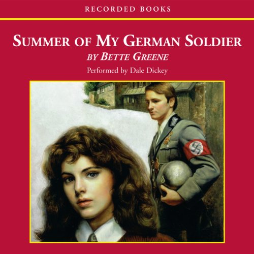 Summer of My German Soldier audiobook cover art