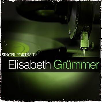 Singer Portrait - Elisabeth Grümmer
