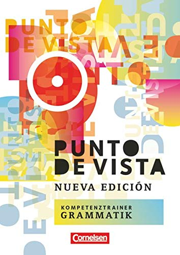 Punto de vista - Nueva edición - B1/B2: Kompetenztrainer Grammatik