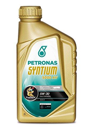 PETRONAS Syntium 5000 AV Motoröl Öl 5W30 1L 1Liter ACEA A3/B4 VW 504.00/507.00