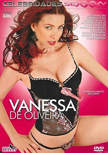 DVD - Vanessa de Oliveira Celebridades Sexxxy Novo