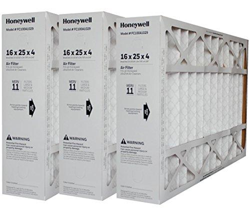 honeywell 16x25 model fc100a1029 - 2