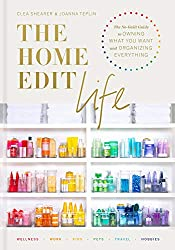 home life edit book for minimalists