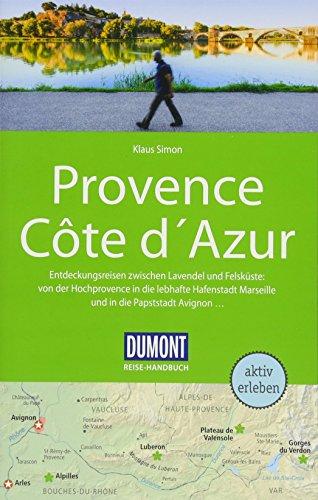 DuMont Reise-Handbuch Reiseführer Provence, Côte d\'Azur: mit Extra-Reisekarte