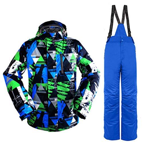 Outdoor Mannelijke Heren Ski Suit Jas Warm Winter Outdoor Sport Jas