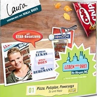 Laura - Pizza, Putzplan, Poweryoga (Leben Hoch Drei 1) Titelbild