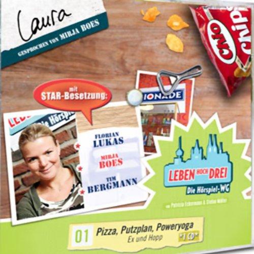 Laura - Pizza, Putzplan, Poweryoga Titelbild