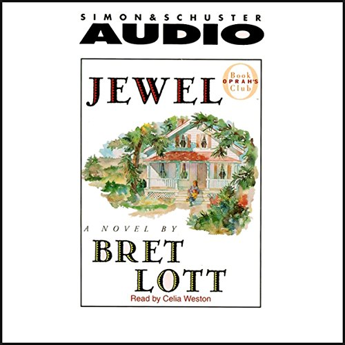 Jewel audiobook cover art