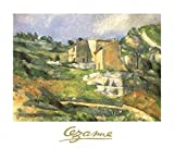 1art1 Paul Cézanne - Houses at The Estaque Poster