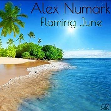 Flaming June