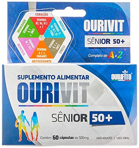 Kit Ourivit Senior 180 Caps Barato