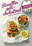 Le Petit livre - Recettes anti-cholestérol